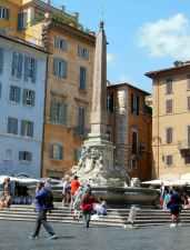 Rom 13 - Brunnen 3